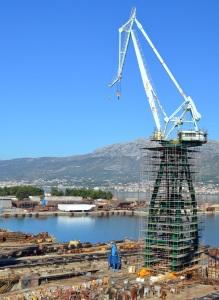 Brodosplit u restrukturiranju/FOTO Škveranka