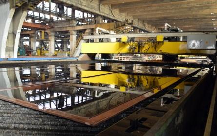 BRODOSPLIT - Gradnja najvećeg jedrenjaka na svijetu - FOTO Škveranka
