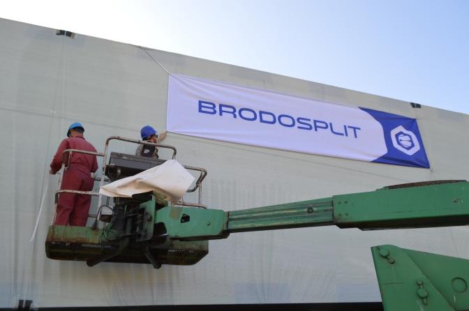 Brodosplit - FOTO Škveranka