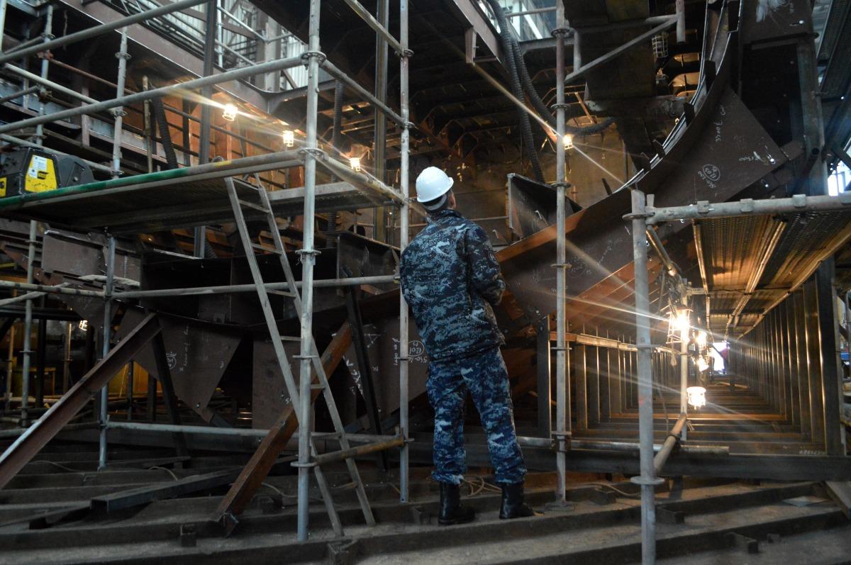 Brodosplit zainteresirao svjetsko tržište prototipom vojnog broda