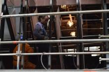 BRODOSPLIT - Izgradnja prvog od pet obalnih ophodnih brodova za MORH - FOTO Škveranka
