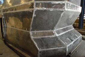 Aluminijska kormilarnica