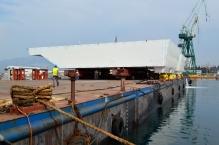 Brodosplit - Projekt Mojsije - Transport, 1.9.2016. - FOTO Škveranka (23)