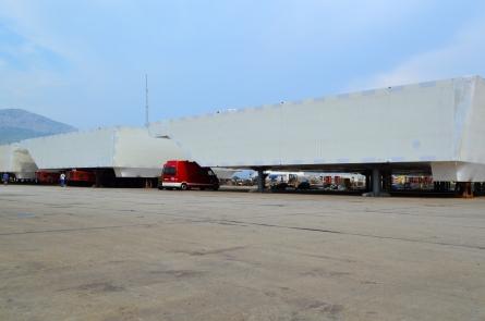 Brodosplit - Projekt Mojsije - Transport, 1.9.2016. - FOTO Škveranka (6)