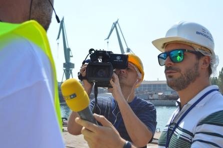 Brodosplit - Projekt Mojsije - Transport, 2.9.2016. - FOTO Škveranka (15)