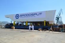 Brodosplit - Projekt Mojsije - Transport, 3.9.2016. - FOTO Škveranka (7)