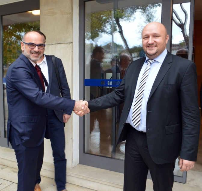 Centar kompetencije za naprednu mobilnost - U Brodosplitu 15.10.2016. - FOTO Škveranka
