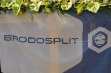 BRODOSPLIT 3.6.2017. - Porinuće prototipa OOB -a - FOTO Škveranka