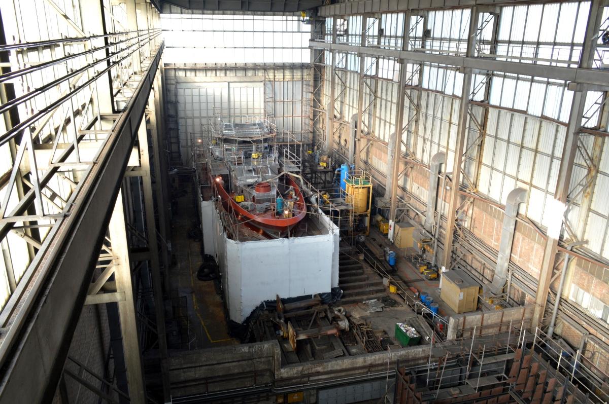 BRODOSPLIT Brodogradilište specijalnih objekata