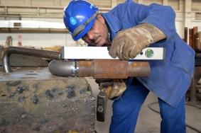 Izrada detalja cijevi za NOV. 484 u Brodosplitu