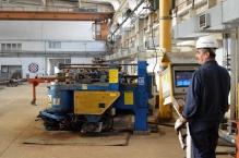 Savijanje cijevi na brojčano upravljanoj CNC savijačici