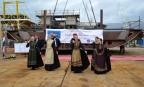 U Brodosplitu obilježeno polaganje kobilice za Novogradnju 484