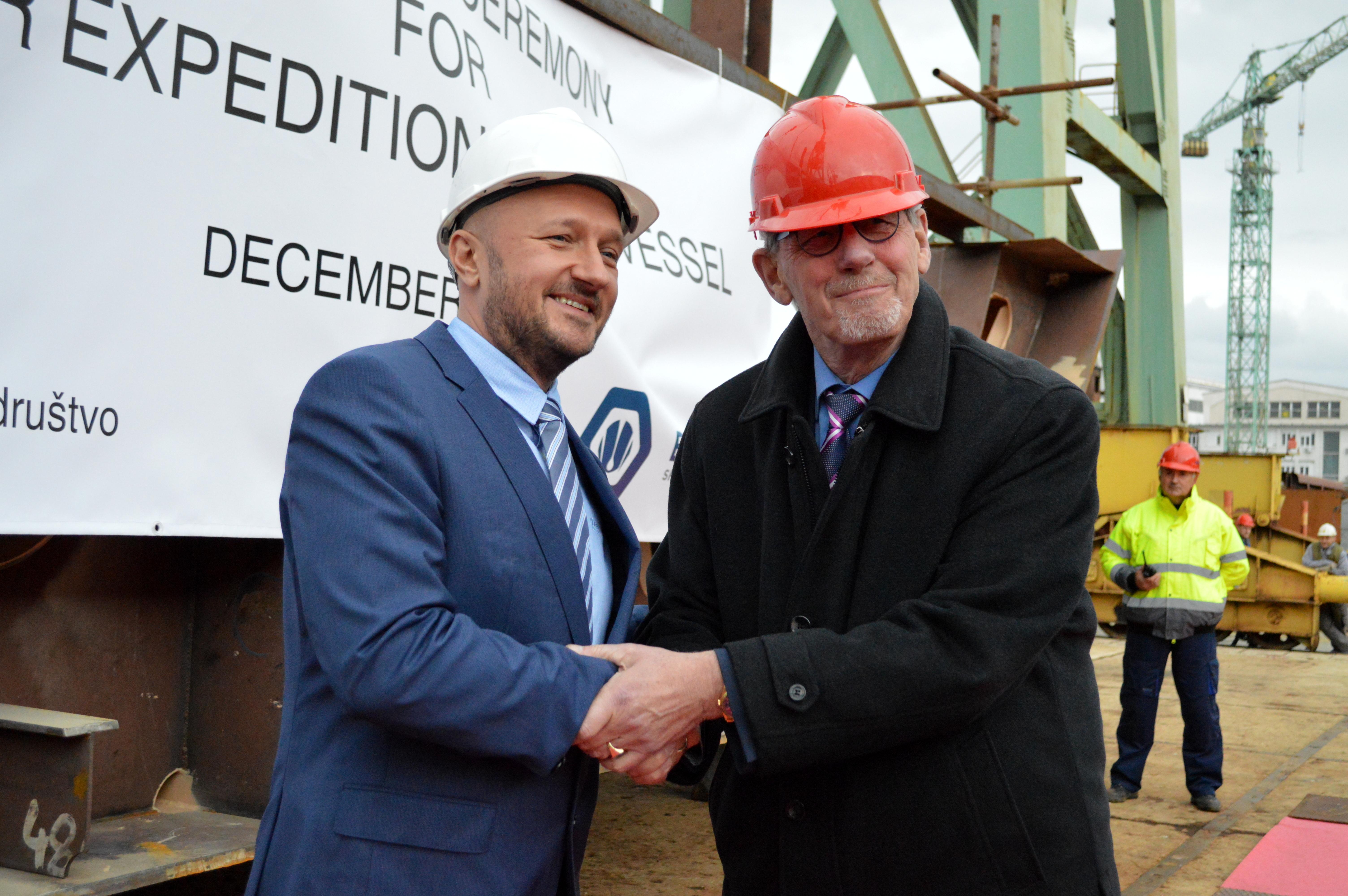 DIV i Brodosplit u 2017. konsolidirali dobit od minimalno pet milijuna eura